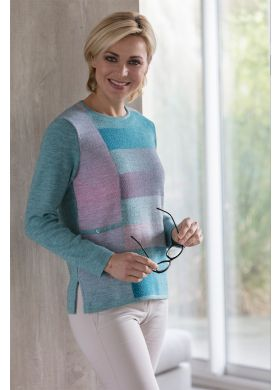 Le pull maille fantaisie - SEDAGYL
